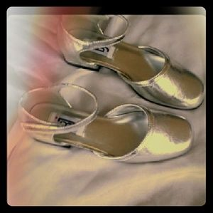 Bundle of two pairs size 11, 12 girls shoes